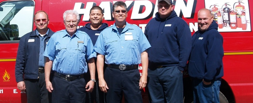Welcome to Hayden Fire Protection