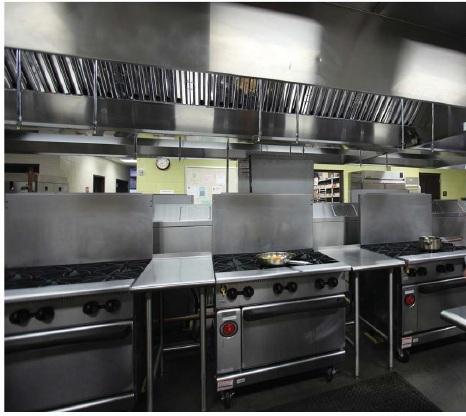 Restaurant Kitchen Hood Installation restaurant fire suppression systems – installation & servicing