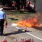 Fire Training Classes for Cal OSHA Requirements