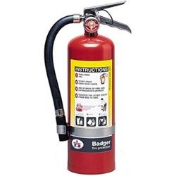 Fire Extinguisher Installation & Servicing